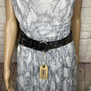 All saints belt NWT